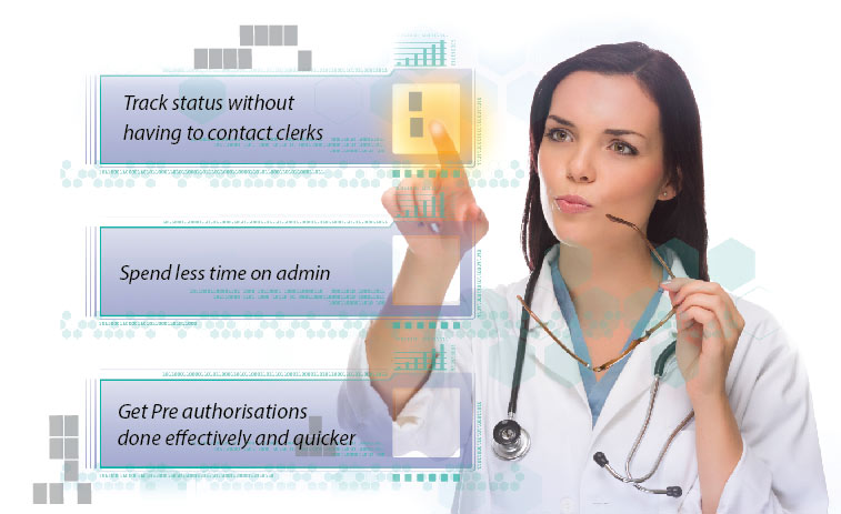 Medical-Auth-System